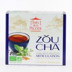 Zou Cha Articulation - 30 Sachets - Thés de la Pagode
