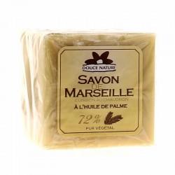 Savon Marseille Blanc - 300g - Douce Nature
