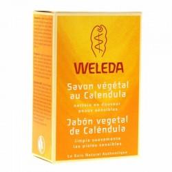 Savon végétal Calendula - Pain Savon 100 G - Weleda