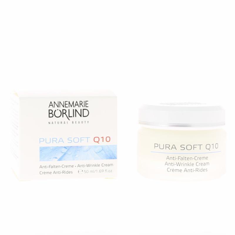 Soins du visage - PURA SOFT Q10 Crème Anti-rides..