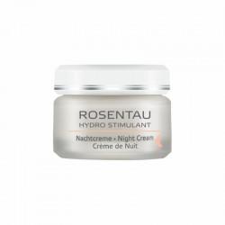 Rosentau Crème nuit - 50 ml - Annemarie Borlind