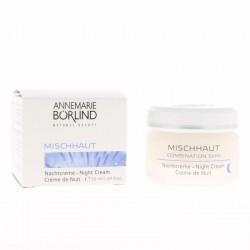 Peau Mixte Crème Nuit - 50 ml - Annemarie Borlind