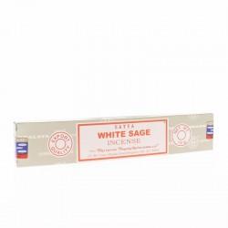 ENCENS WHITE SAGE 15 g Satya