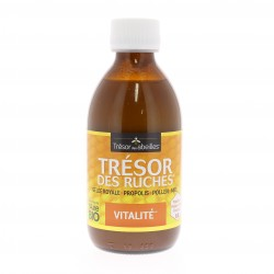 Trésor des Ruches Vitalité - 250 ml - Trésor des Abeilles