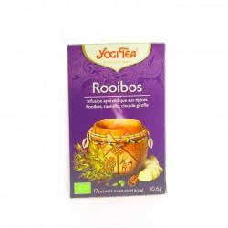 Thé Rooibos - 15 Sachets - Yogi Tea
