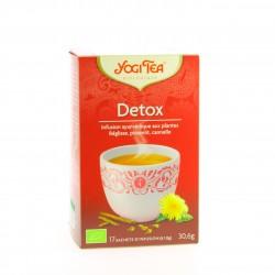 Détox - 17 sachets - Yogi Tea
