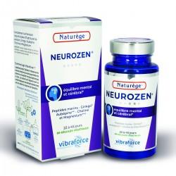 Neurozen Relax & Zen Bonne Humeur Naturège VIBRA - 90 gélules - Naturège