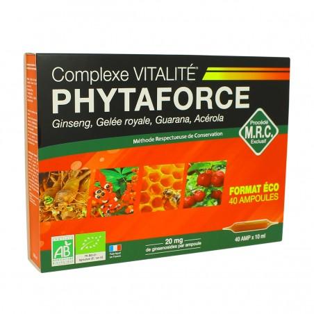 Phytaforce Bio PACK 2x20 ampoules PROMO