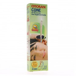 Bougies auriculaires OTOSAN