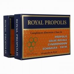Royal Propolis 2 boites 20 ampoules