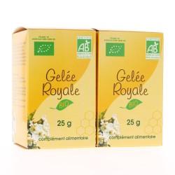 Gelée Royale Fraîche BIO - 2x25g - Nutrition Concept