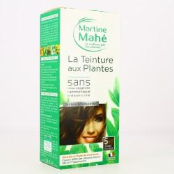 Martine Mahé-teinture N°5 Chatain Clair Doré